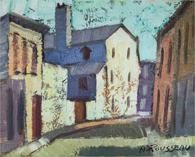 Rue de Québec